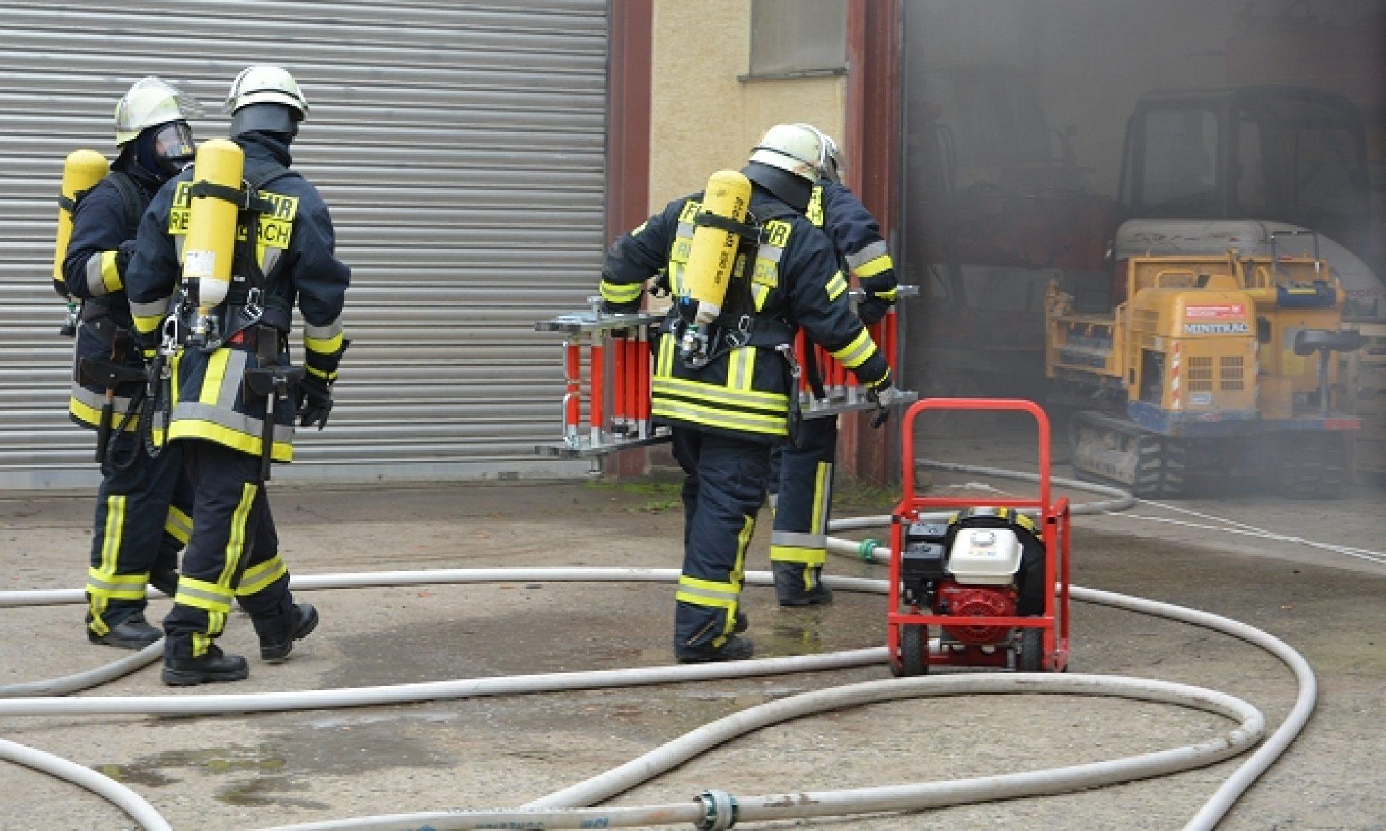 Freiwillige Feuerwehr Lautertal-Reichenbach / Odw.